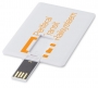 USB Stick Credit Card Slim 2GB